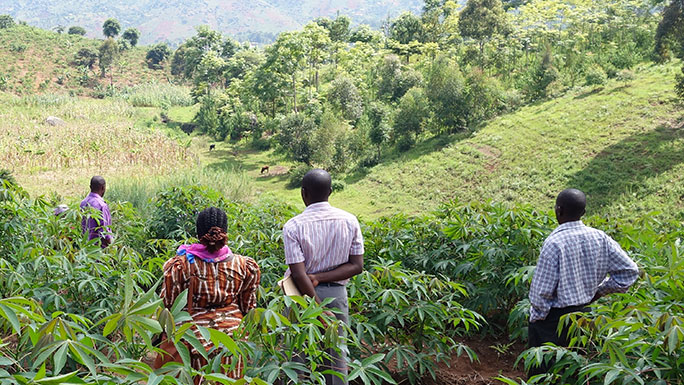 Food Security: Empowering young scientists in East Africa